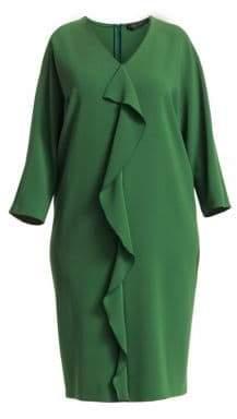 Marina Rinaldi Marina Rinaldi, Plus Size Debutto Kimono Dress