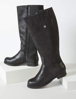 Lane Bryant Zoe Classic Riding Boot - Extra Wide Calf
