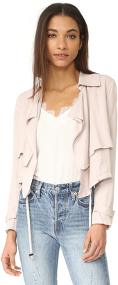 BB Dakota Herring Blazer $105 thestylecure.com