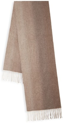 Saks Fifth Avenue Ombre Woven Cashmere Scarf