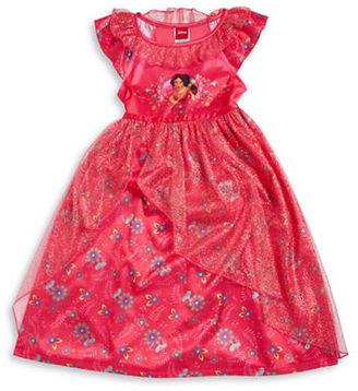 Ame Sleepwear Girls Elena Avalor Nightgown $38 thestylecure.com