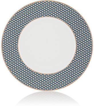Hermes Tie-Set Maillons Vagues Dinner Plate