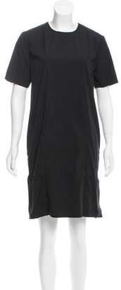 6397 Knee-Length Short Sleeve Dress
