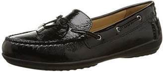 Geox Women's Jamilah2Fit6 Boat Shoe