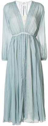 Forte Forte flared midi dress