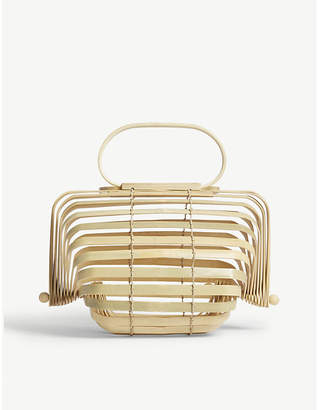 Cult Gaia The Lilleth small bamboo handbag