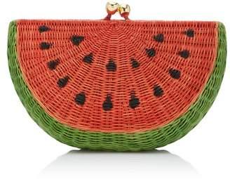 Serpui Watermelon Clutch