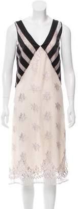 Tome Silk Lace Dress