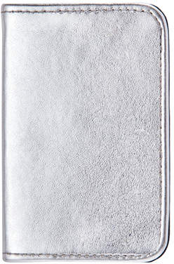 William Dubai Silver Wallet