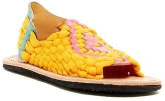 Bed Stu Madrina Woven Sandal $80 thestylecure.com