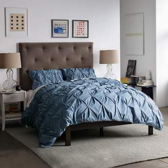 west elm Simple Bed Frame - Chocolate