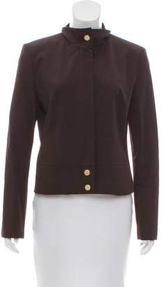 Adrienne Vittadini Lightweight Zip-Up Jacket