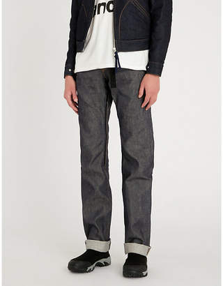 The Soloist Corset slim-fit skinny jeans