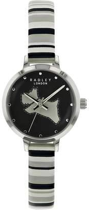 Ash Wren Street Grey Leather Watch