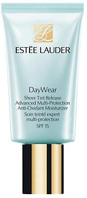 Estee Lauder DayWear Sheer Tint Release Advanced Multi-Protection Anti-Oxidant Moisturiser SPF15, 50ml