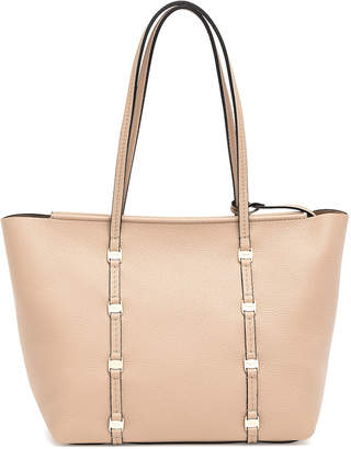 2635262ac5f3 Salvatore Ferragamo Emosion almond beige leather tote