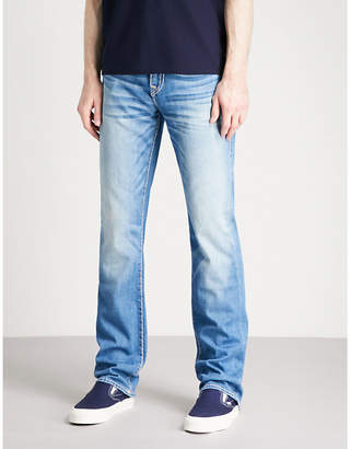 True Religion Ricky relaxed-fit slim jeans