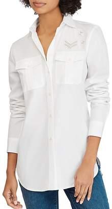 Lauren Ralph Lauren Patch-Detail Shirt