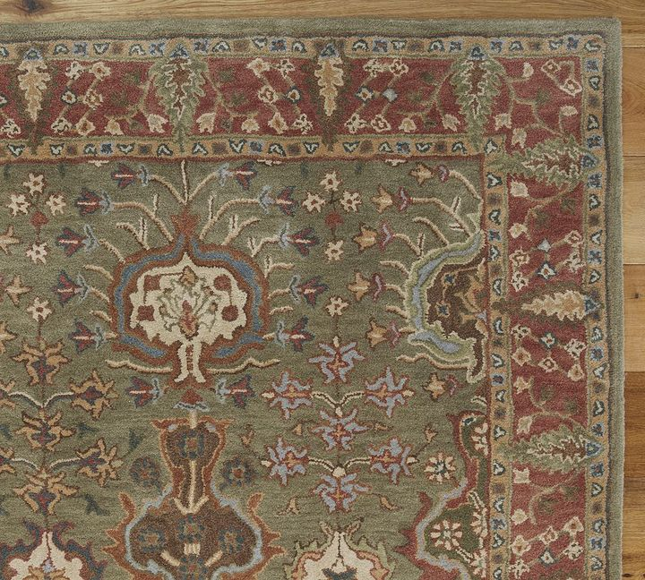 Pottery Barn Persian Rug Sale Popsugar Home
