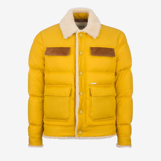 Bally Patch Pocket Puffer Jacket