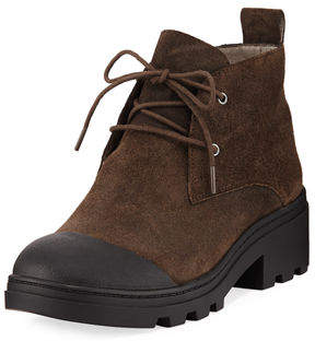 Eileen Fisher Reese Lace-Up Booties