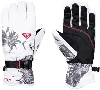 Roxy Jetty Print Snow Sport Gloves