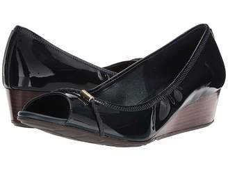 Cole Haan Emory OT Wedge with Braided Band 40 II Women's 1-2 inch heel Shoes