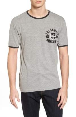 American Needle Portage Los Angeles Kings Ringer T-Shirt