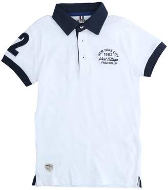 Fred Mello Polo shirts - Item 12294241MJ