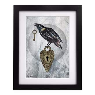 Coleman Louise Limited Edition Nevermore Art Print