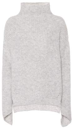 81 Hours 81hours Bay alpaca and wool-blend sweater
