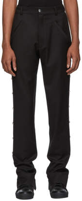 S.P. Badu Black Dress Trousers