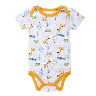 Little Giraffe ENVY BODY SHOP Adult Baby & Diaper Lover(ABDL) Snap Crotch Romper (3X-Large)