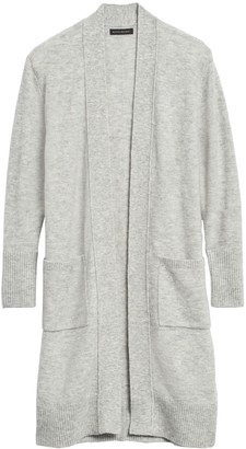 Banana Republic Aire Duster Cardigan Sweater