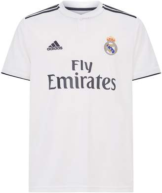 adidas Real Madrid Home Replica Jersey Shirt