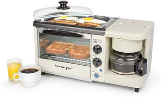 Nostalgia Electrics Breakfast Station Coffee Maker