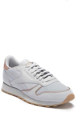 Reebok Classic Leather Lace-Up Sneaker
