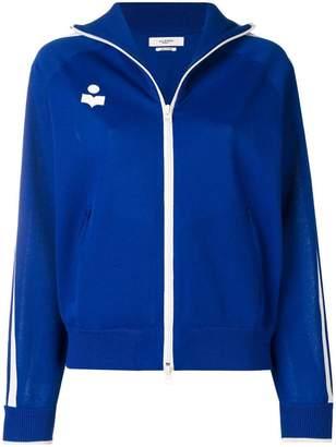 Etoile Isabel Marant side stripe track jacket