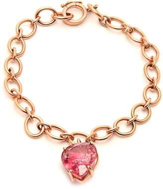Irene Neuwirth 18kt gold & tourmaline bracelet