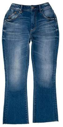 Neuw Ginza High Mini Boot Jeans w/ Tags