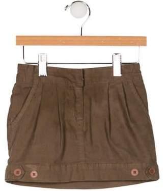 Stella McCartney Girls' Corduroy Skirt brown Girls' Corduroy Skirt