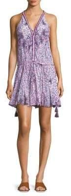 Poupette St Barth Nola Mini Dress