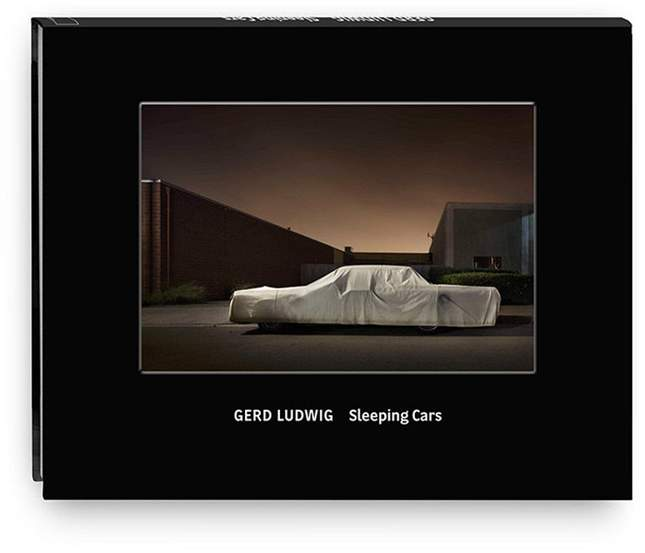 RH BOOK CLUB Sleeping Cars By Gerd Ludwig