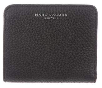 Marc Jacobs 2018 Gotham Pebbled Leather Wallet w/ Tags
