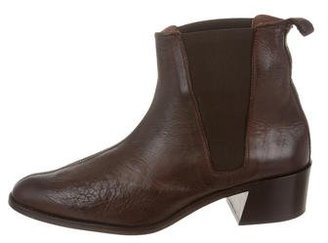 Paul Smith Pointed-Toe Chelsea Boots $125 thestylecure.com