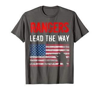 Rangers Lead The Way Tshirt