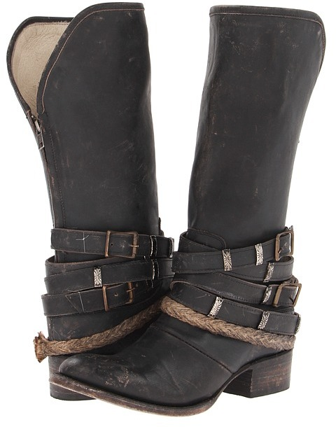 Freebird Drover (Black) - Footwear