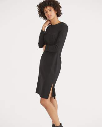 Ralph Lauren Slim Fit Stretch Cady Dress