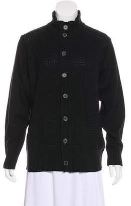 Oscar de la Renta Vintage Knit Cardigan