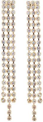 Fragments for Neiman Marcus Triple Crystal Dangle Earrings